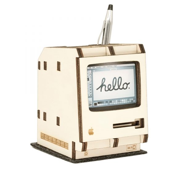 Apple Macintosh Homage Model
