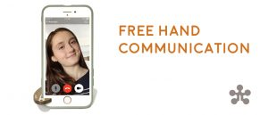 Standy : Free hand communication